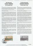 2011 - pasajul Basarab, carton filatelic