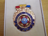 Medalia Pentru Merite Deosebite in Intrecerea Socialista in cuti
