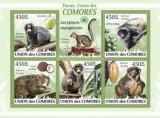 Comores 2009 - manguste, bloc neuzat