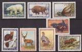 URSS 1957 - Fauna, serie nestamp. cal.II
