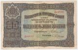 Bulgaria 50 Leva Zlatni 1917 F