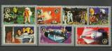 Guinea Ecuatoriala 1972 - Apollo 15, serie neuzata