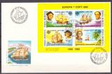 1992 - Europa, CEPT, FDC