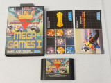 SEGA Megadrive Mega Drive - Mega Games I