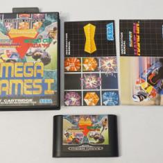 SEGA Megadrive Mega Drive - Mega Games I, Sporturi, Toate varstele, Single player