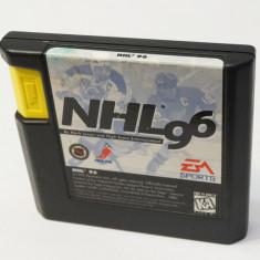 SEGA Megadrive Mega Drive - NHL 96, Sporturi, Toate varstele, Single player