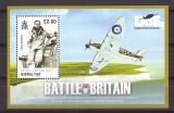 Gibraltar 2010 - Battle of Britain, aviatie, colita neuzata