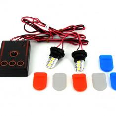 Stroboscoape LED LAMPA FLASH 12V AL-100818-2