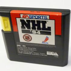 SEGA Megadrive Mega Drive - NHL 94, Sporturi, Toate varstele, Single player