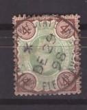 Marea Britanie 1887 - Mi91 stampilat