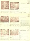 1979 - muzeul de istorie, set intreg postal 7 maro