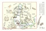 Finlanda 1985 - expo filatelic navigatie, bloc stampilata