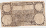 ROMANIA 100 LEI NOIEMBRIE 1940 U