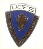 Insigna UCFS, campion Regional Arges