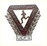 Insigna UCFS, campion Regional Mures, tip 2