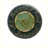 Insigna AS Mecanica Fina Bucuresti