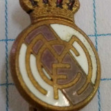 Insigna club fotbal Real Madrid, Spania