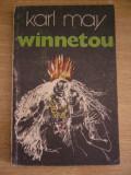 RWX 11 - WINNETOU - KARL MAY - VOLUMUL I - EDITATA IN 1992
