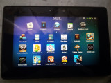 TABLETA BLACKBERRY PLAYBOOK 64 GB IN STARE FOARTE BUNA+HUSA ORIGINALA, 7 inch, Wi-Fi