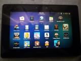 TABLETA BLACKBERRY PLAYBOOK 64 GB IN STARE FOARTE BUNA+HUSA ORIGINALA, 7 inch, Wi-Fi