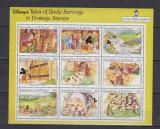 Grenadines of St.Vincent 1992 - Disney, Scrooge, bloc neuzat