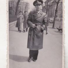 bnk foto - Militar roman in Bucuresti - anii `40
