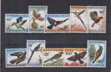 DPR Korea 1998 - Fauna WWF, pantera, serie neuzata