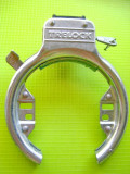 Treelock 1-Lacat vechi Bicicleta colectie din metal cu cheie stare buna.