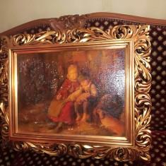 Pictura veche. Rama florentina, Portrete, Ulei, Impresionism
