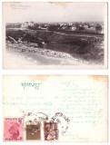 Carmen Sylva (Eforie Sud) 1938 - Vedere din avion, ilustrata cir