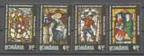 2011 - vitralii, serie stampilata
