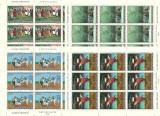 Iugoslavia 1974 - pictura arta naiva, serie neuzata de 9