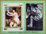 Manama 1970 - Picturi, nuduri, colita neuzata