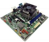 Kit Placa de baza 1155 DDR3 SATAII DVI VGA + Procesor G530 + Cooler, Pentru INTEL, DDR 3, Lenovo