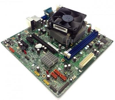 Kit Placa de baza 1155 DDR3 SATAII DVI VGA + Procesor G530 + Cooler foto