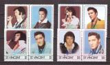St Vincent 1985 Elvis Presley serie neuzata