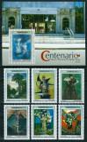 Cuba 2013 - PICTURA, ARTA - SERIE+COLITA NESTAMPILATA