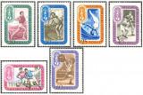 URSS 1957 - JO Melbourne, serie neuzata