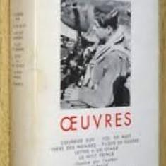 Antoine de saint exupery oevres biblioteque de la pleiade