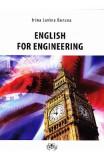 English for Engineering - Irina Janina Boncea