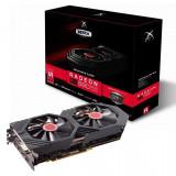 Placa video XFX RX-580P8DFD6, AMD RADEON RX 580 8GB 1386M D5 BP