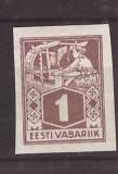 Estonia 1922 - Mi33B neuzat