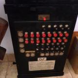 Centrala telefonica de cabinet pt colectie / expo. Retro / Tehnice / Radio