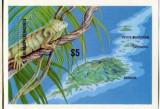 Grenada Grenadines 1986 - Reptile, colita neuzata