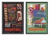 Albania 2003 - Europa, serie neuzata