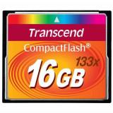 Card memorie Transcend TS16GCF133 Compact Flash 16GB High Speed 133x