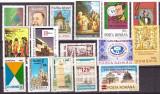 Romania 1995-1997 - Lot timbre neuzate