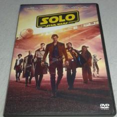 Solo: A Star Wars Story ( Solo: O poveste Star Wars ) subtitrat romana, DVD