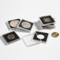 Capsule pentru monede QUADRUM, 37mm, cutie 10buc.