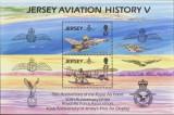 Jersey 1993 - Aviatie, bloc neuzat